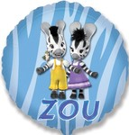 """""""Zou""""(зебры) - Шардеко"""