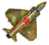 """Фигура """"Истребитель военный"""""""
