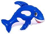 "Фигура ""Синий кит"" - Шардеко"