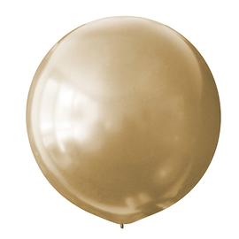 Большой шар «Золото» - купить в Москве с доставкой  - Шардеко