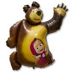 """""""Медведь и Маша"""" (Маша и медведь) - Шардеко"""