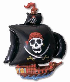 """""""Пиратский корабль"""" (черный) - купить в Москве с доставкой  - Шардеко"""