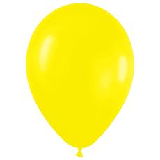 """Шар """"желтый"""" пастель - купить в Москве с доставкой  - Шардеко"""