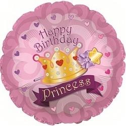 """""""С Днем рождения""""(корона для принцессы) - купить в Москве с доставкой  - Шардеко"""
