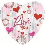 """""""Я люблю тебя"""" (сердца) - Шардеко"""