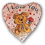 """""""Я люблю тебя"""" (влюбленный мишка) - Шардеко"""
