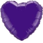 """""""Сердце"""" (фиолетовое) - Шардеко"""