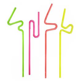 Трубочки для коктейля Змейка - купить в Москве с доставкой  - Шардеко