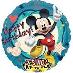 «C Днём рождения от Микки» - Шардеко