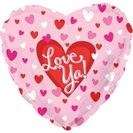 """""""Я люблю тебя"""" (маленькие сердечки) - купить в Москве с доставкой  - Шардеко"""