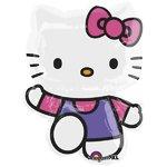 Фигурный шарик Китти (Hello Kitty) - Шардеко