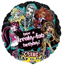 """""""С Днём рождения от Monster High"""" - Шардеко"""