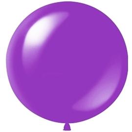 Большой шар «Фиолетовый» - купить в Москве с доставкой  - Шардеко
