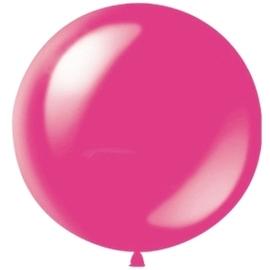 Большой шар «Фуксия» - купить в Москве с доставкой  - Шардеко