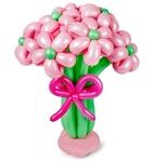 """Букет из шаров """"Розовые ромашки"""" - Шардеко"""