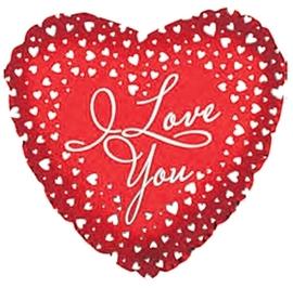 """Я люблю тебя"" (водопад сердец) - Шардеко"