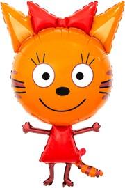 """Фольгированный шар """"Карамелька,три кота"""" - купить в Москве с доставкой  - Шардеко"""