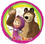 """""""Маша и медведь (круг 2)"""" - Шардеко"""