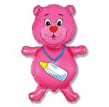 """""""Мишка розовый"""" - Шардеко"""