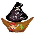 """""""Пиратский корабль"""" (С Днем Рождения) - Шардеко"""