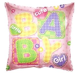 """Шар подушка для девочки"" - Шардеко"