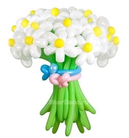 """Букет из шаров """"Белые ромашки"""" - купить в Москве с доставкой  - Шардеко"""