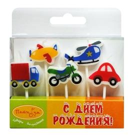 """Свечи """"Транспорт"""" 5 шт - купить в Москве с доставкой  - Шардеко"""