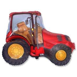 """Фигура """"Трактор красный"""" - купить в Москве с доставкой  - Шардеко"""