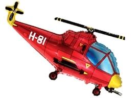 """Фигура """"Вертолет красный"""" - купить в Москве с доставкой  - Шардеко"""